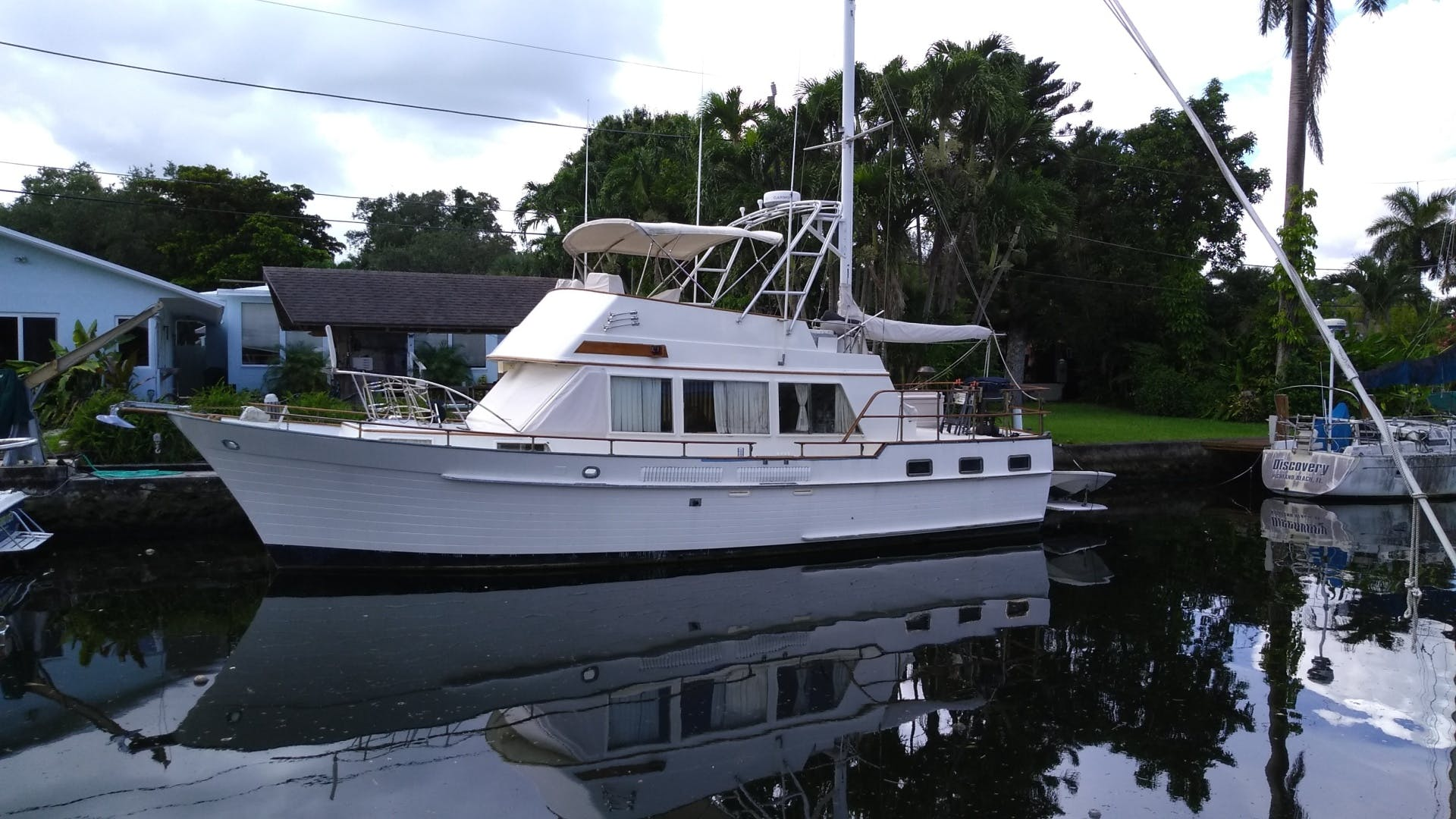 1980 Kong & Halvorsen 44' Island Gypsy Another Chance   Picture 1 of 12