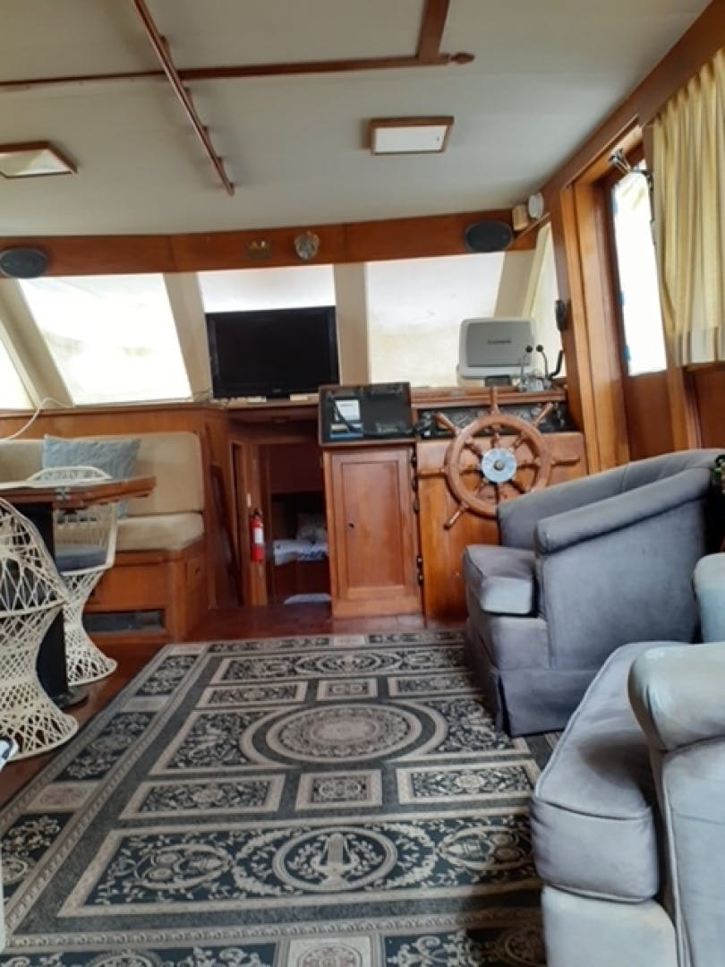 1980 Kong & Halvorsen 44' Island Gypsy Another Chance   Picture 4 of 12