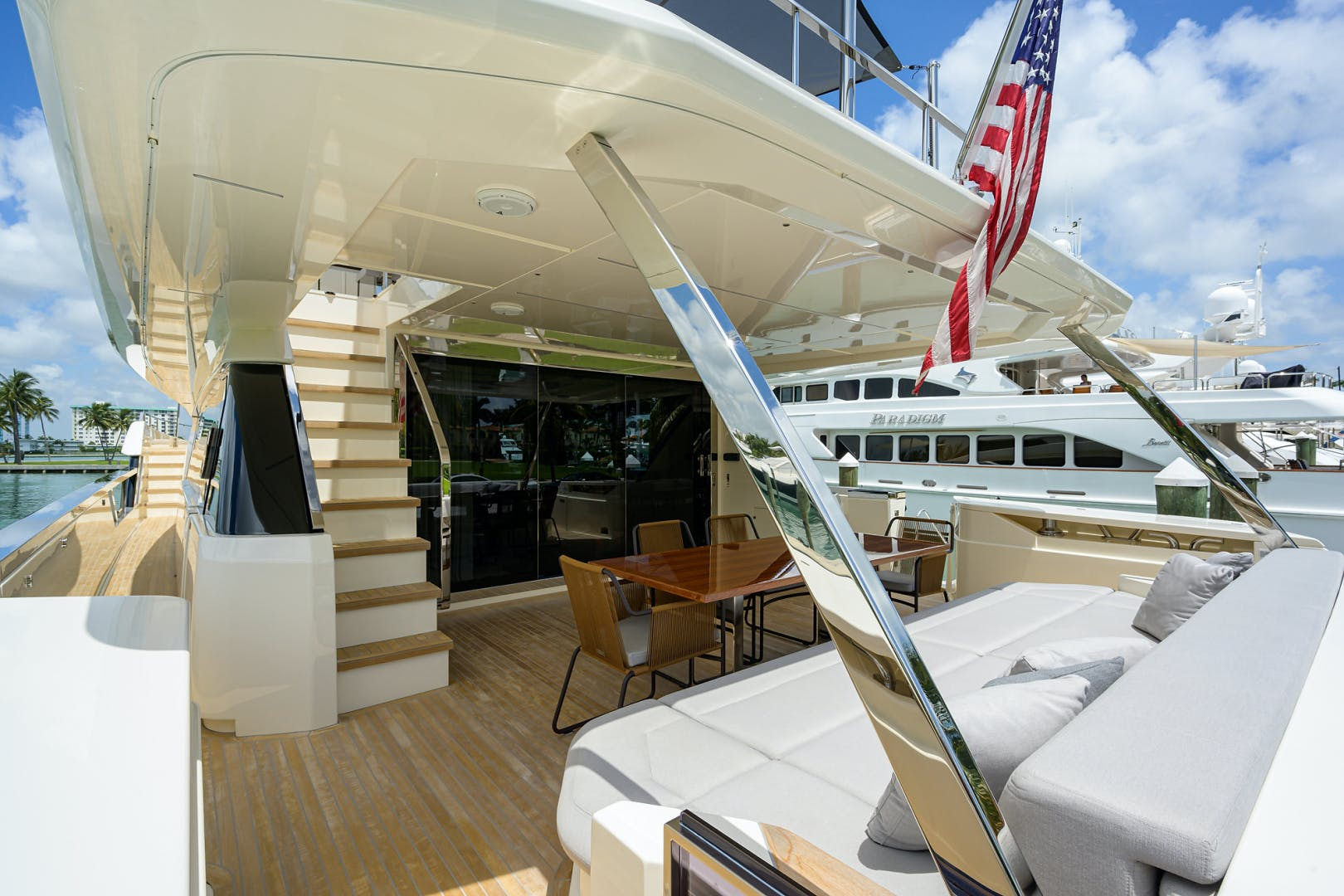 2018 Ferretti Yachts 92' 920 S | Picture 5 of 108