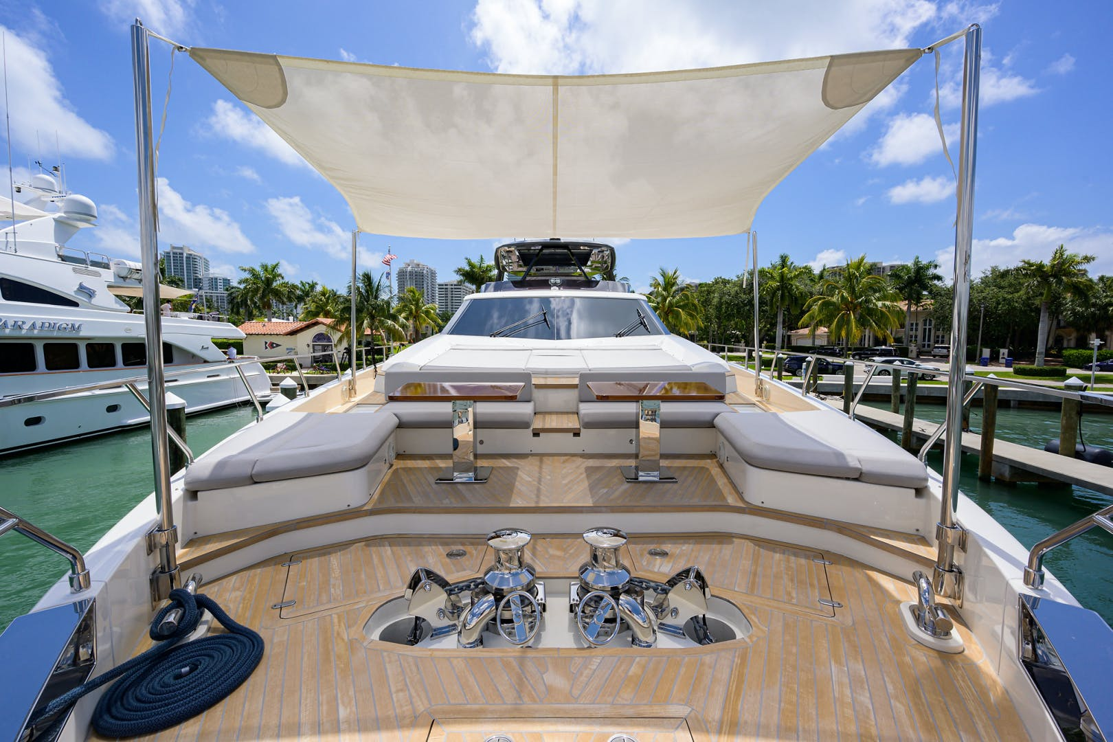 2018 Ferretti Yachts 92' 920 S | Picture 2 of 108