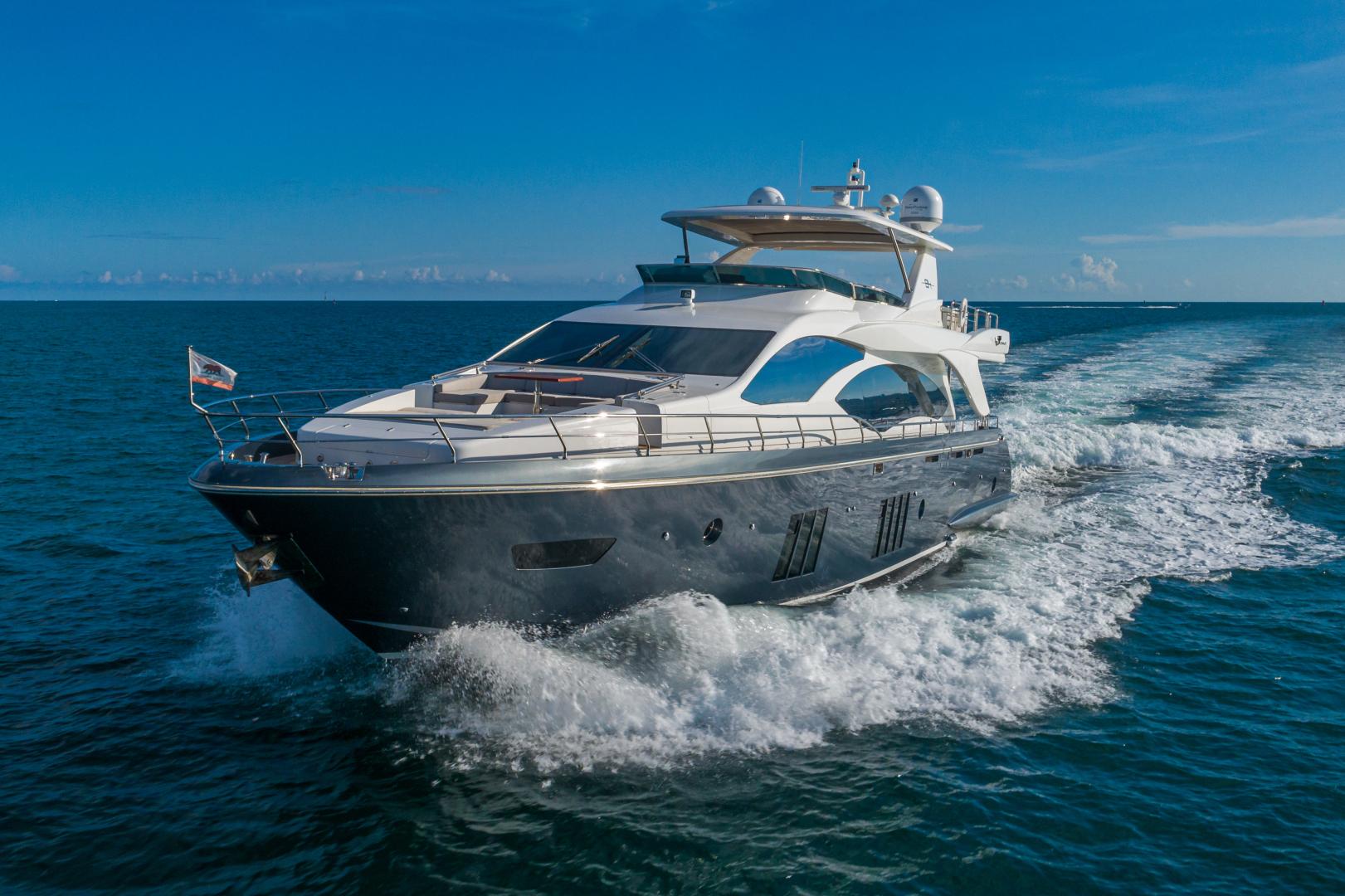 2016 Azimut 84' 84 Motor Yacht
