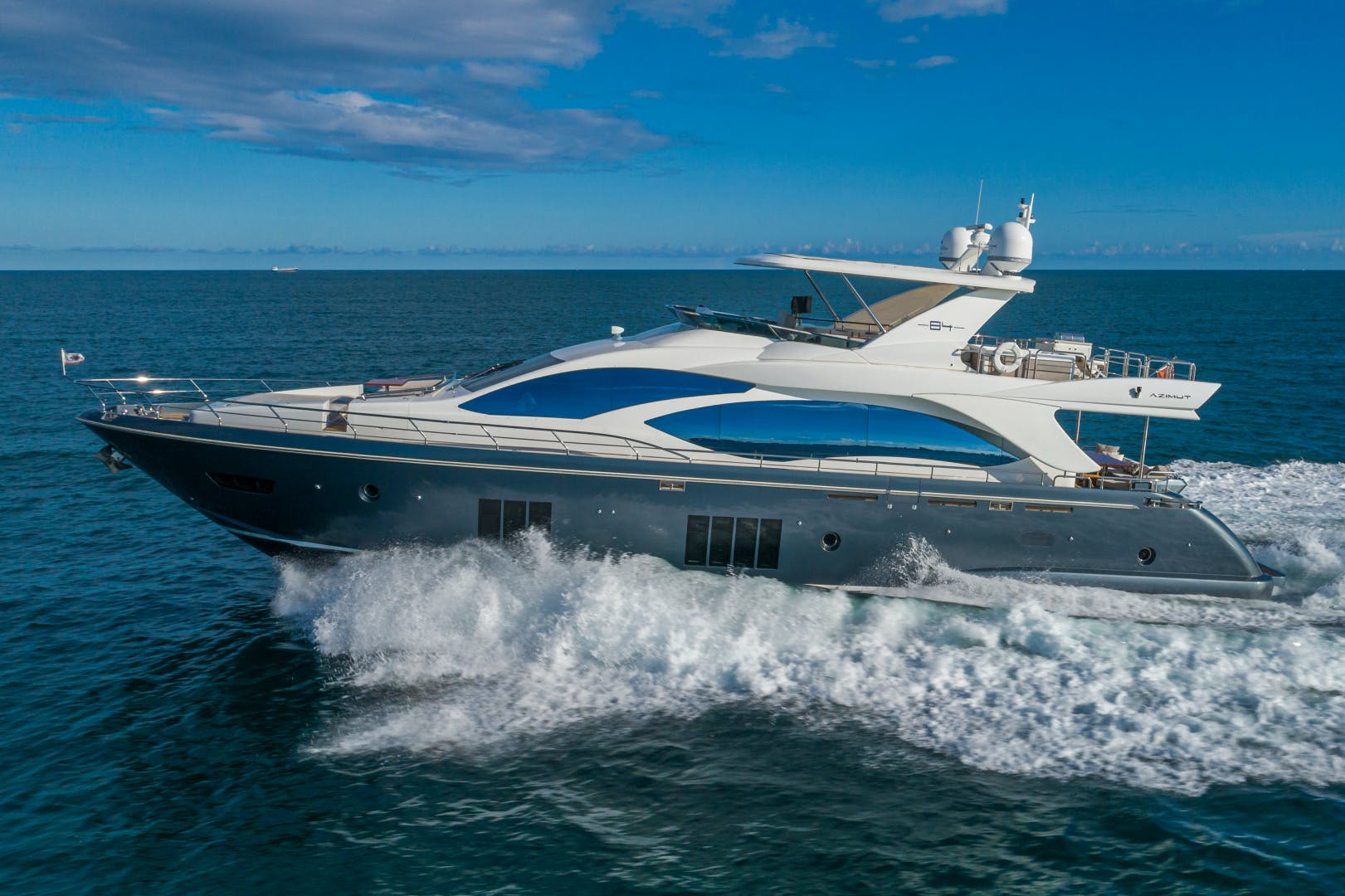 2016 Azimut 84' 84 Motor Yacht  | Picture 4 of 83