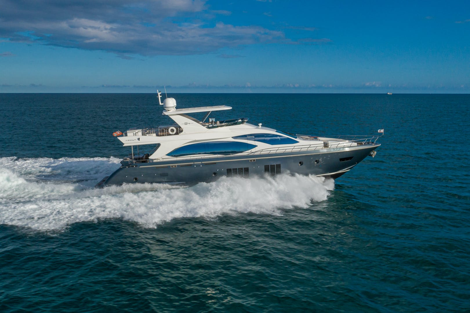 2016 Azimut 84' 84 Motor Yacht  | Picture 1 of 83