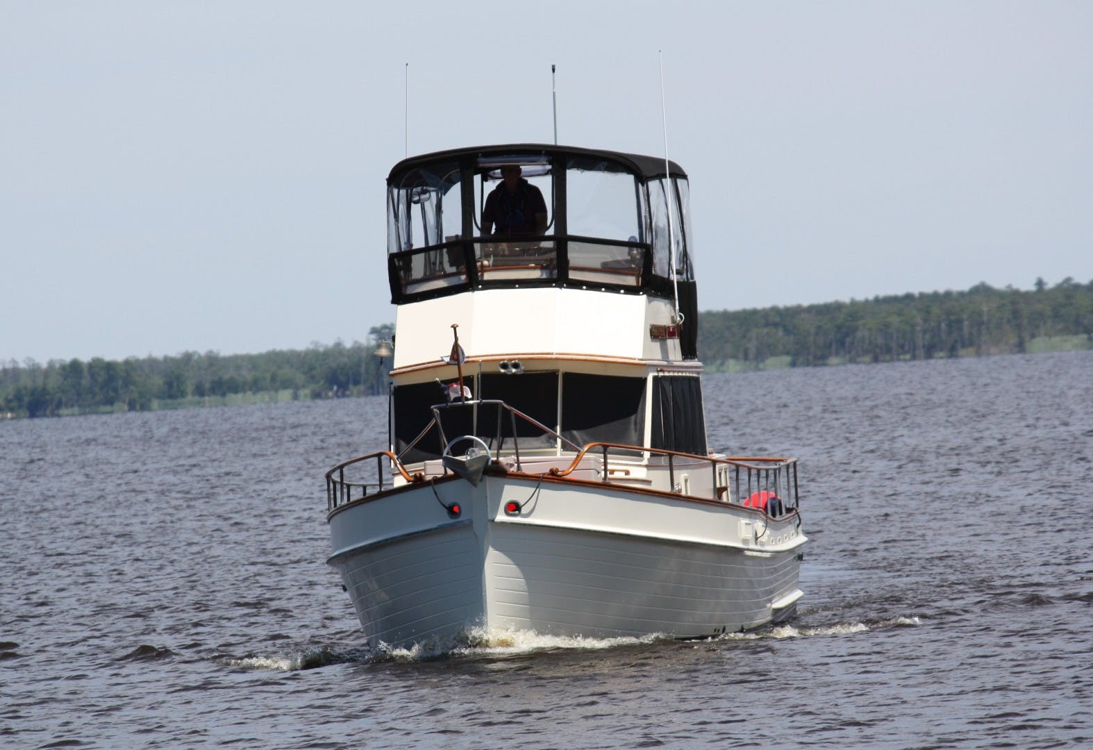 1973 Grand Banks 36' Classic Pamela Anne | Picture 2 of 45