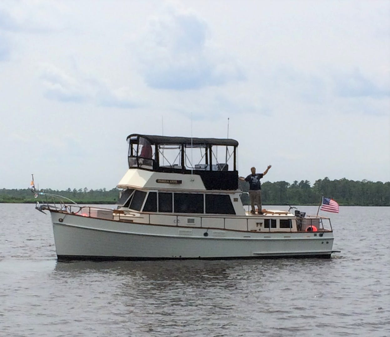 1973 Grand Banks 36' Classic Pamela Anne | Picture 3 of 45
