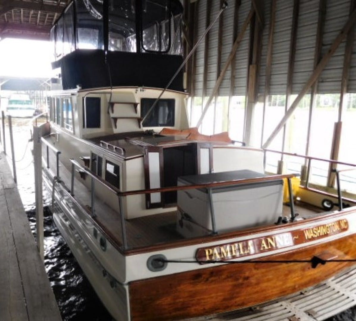 1973 Grand Banks 36' Classic Pamela Anne | Picture 8 of 45