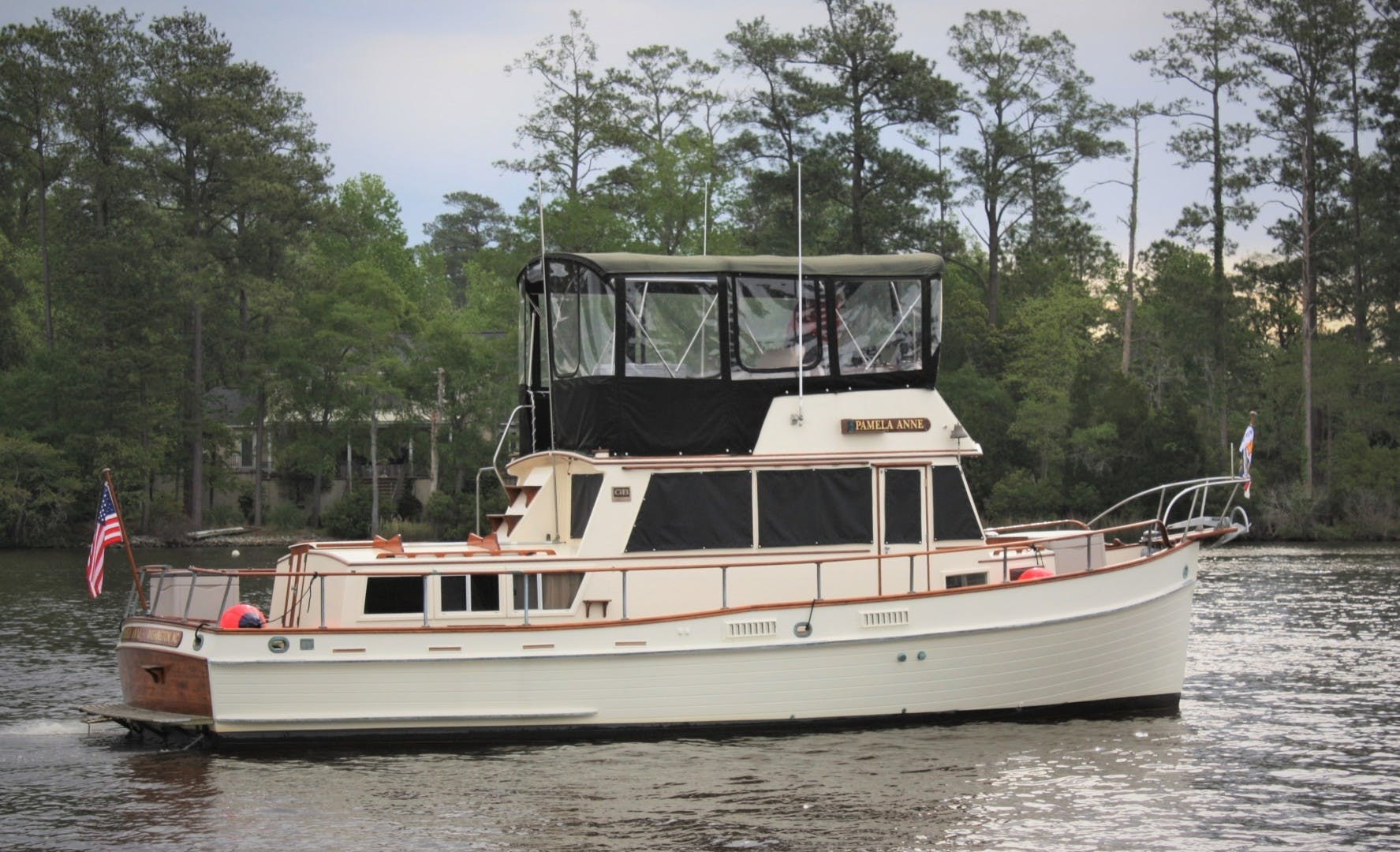 1973 Grand Banks 36' Classic Pamela Anne | Picture 4 of 45