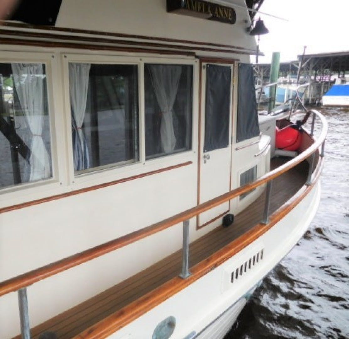1973 Grand Banks 36' Classic Pamela Anne | Picture 6 of 45