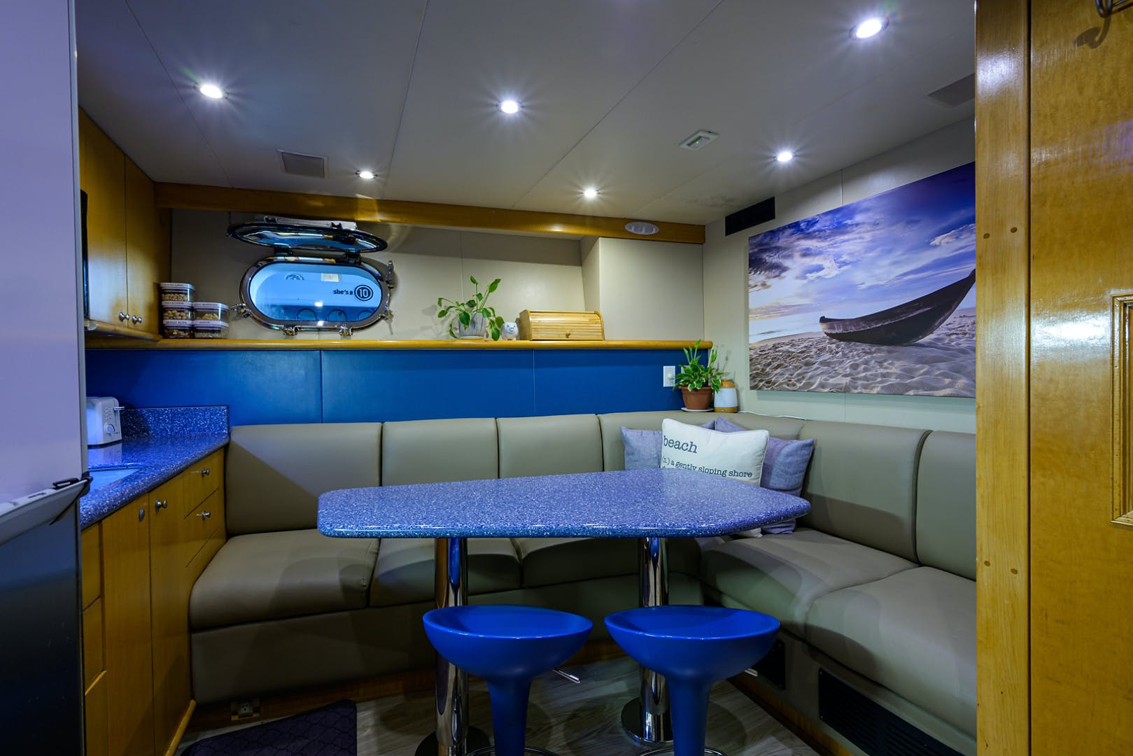 2003 Cheoy Lee 125' Enclosed Pilothouse NICOLE EVELYN | Picture 2 of 56