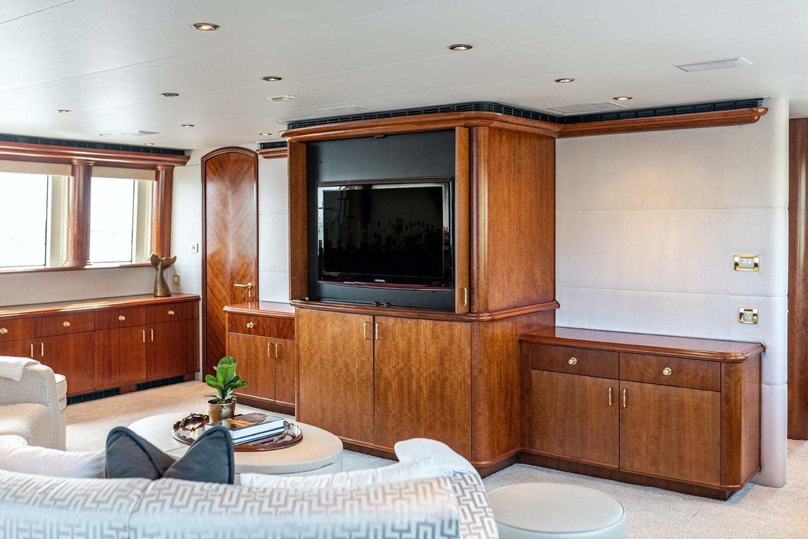 2003 Cheoy Lee 125' Enclosed Pilothouse NICOLE EVELYN | Picture 4 of 55