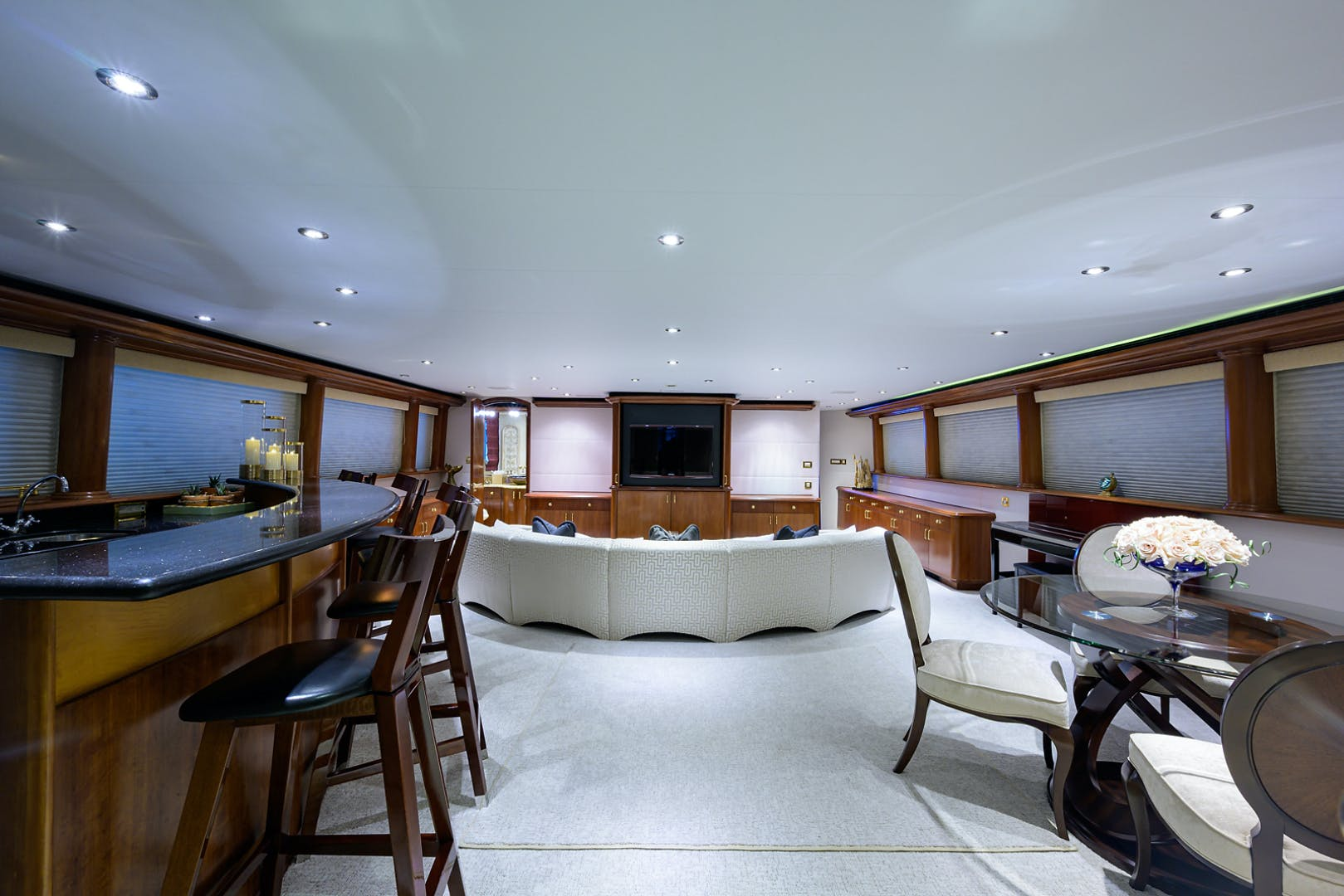 2003 Cheoy Lee 125' Enclosed Pilothouse NICOLE EVELYN | Picture 3 of 56
