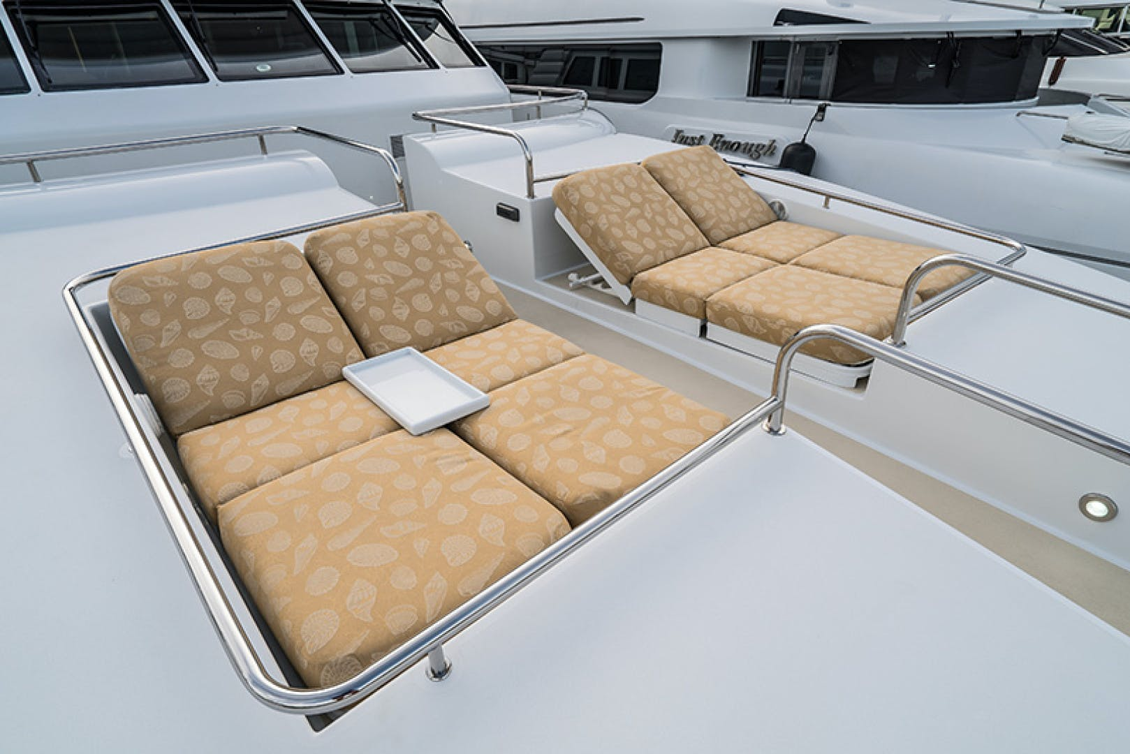 2003 Cheoy Lee 125' Enclosed Pilothouse NICOLE EVELYN | Picture 5 of 56