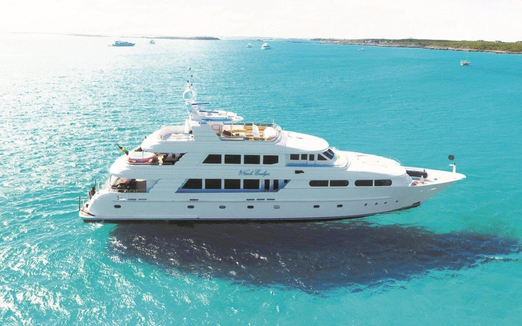 2003 Cheoy Lee 125' Enclosed Pilothouse NICOLE EVELYN | Picture 1 of 55