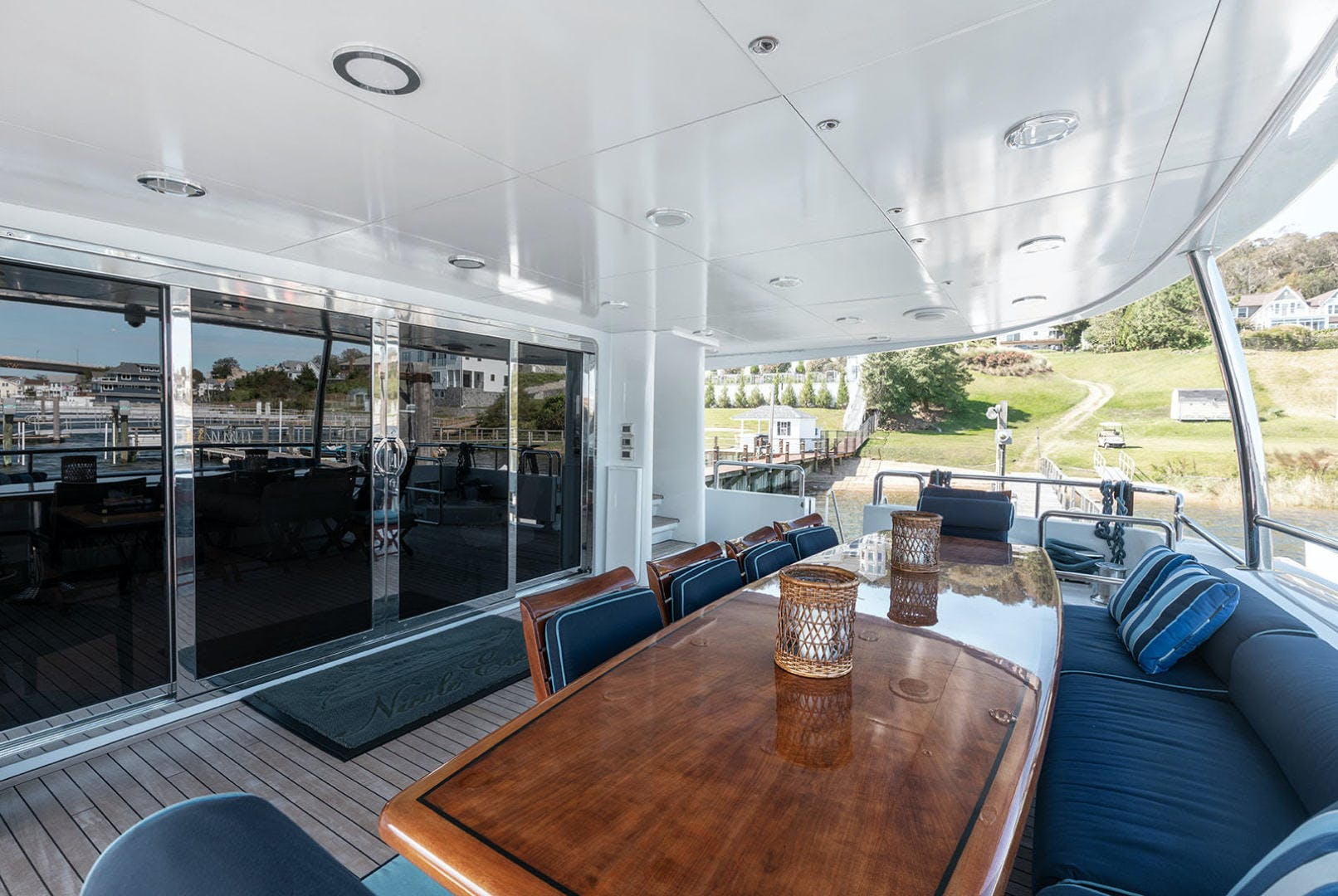 2003 Cheoy Lee 125' Enclosed Pilothouse NICOLE EVELYN | Picture 7 of 55