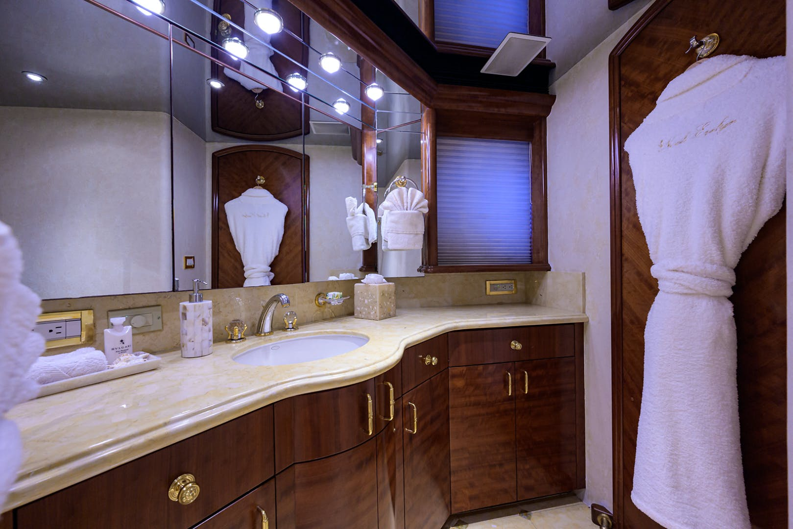 2003 Cheoy Lee 125' Enclosed Pilothouse NICOLE EVELYN | Picture 6 of 55