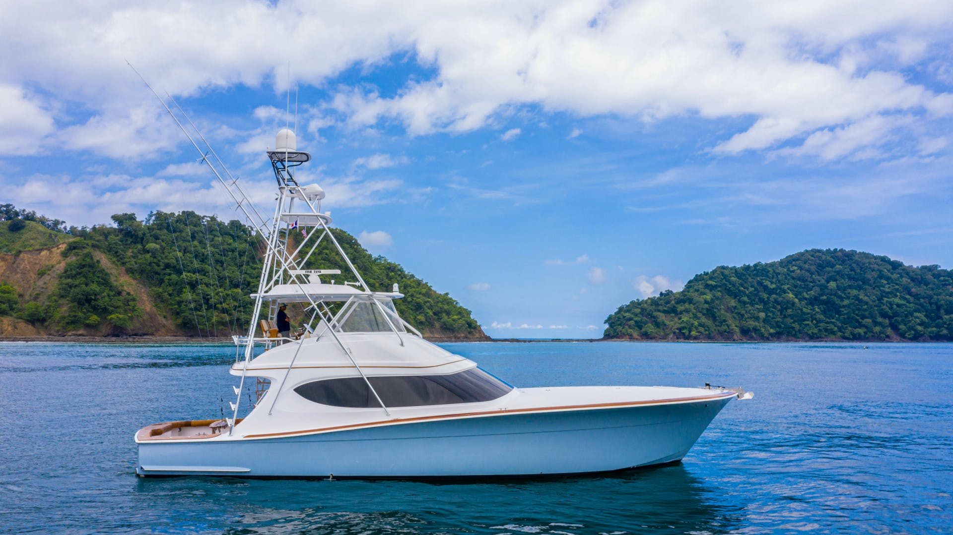 2012 Hatteras 63' 63 GT Fish Tank | Picture 7 of 110