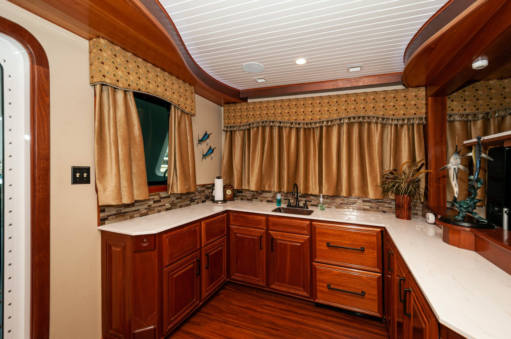 2016 Custom 106' 106 Houseboat Le Colby Jean | Picture 1 of 78
