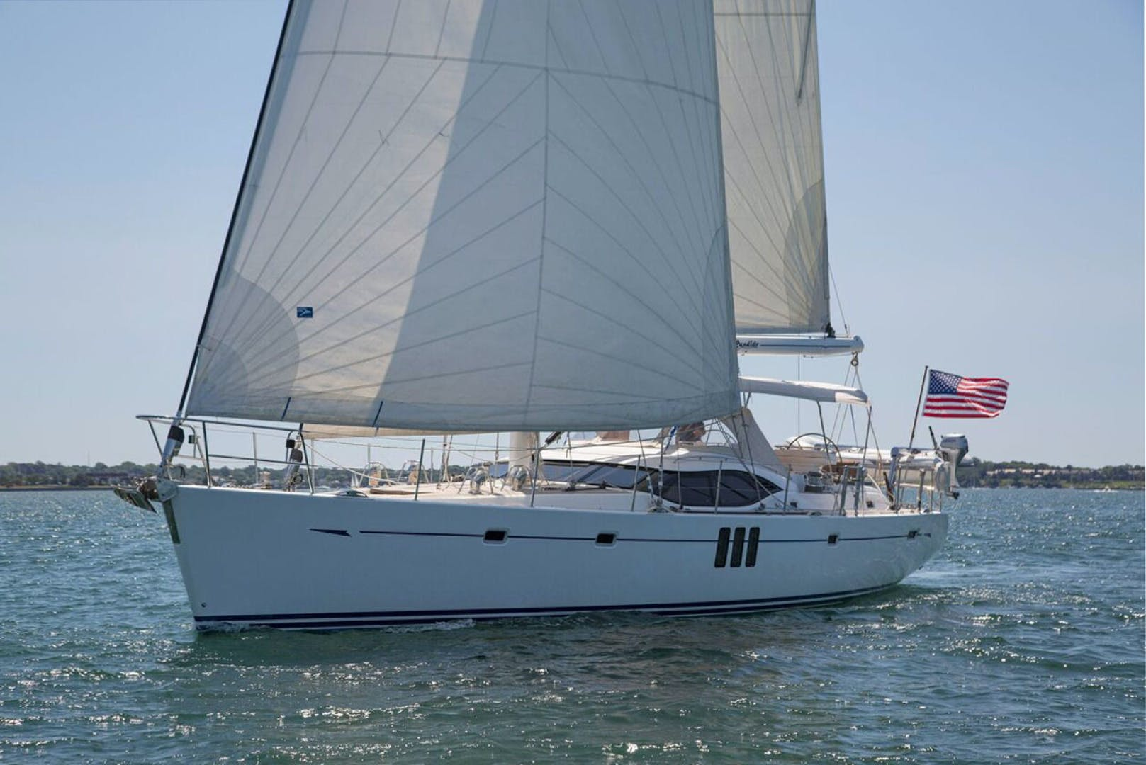 2011 Oyster 63' 625 Deck Saloon BANDIDO | Picture 2 of 38