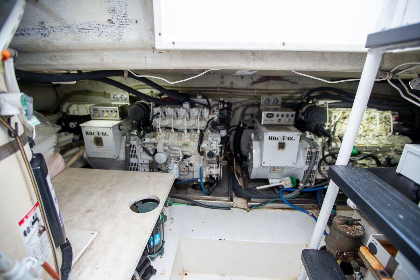 2000 Bertram 51' 510 Convertible Challenge | Picture 1 of 41
