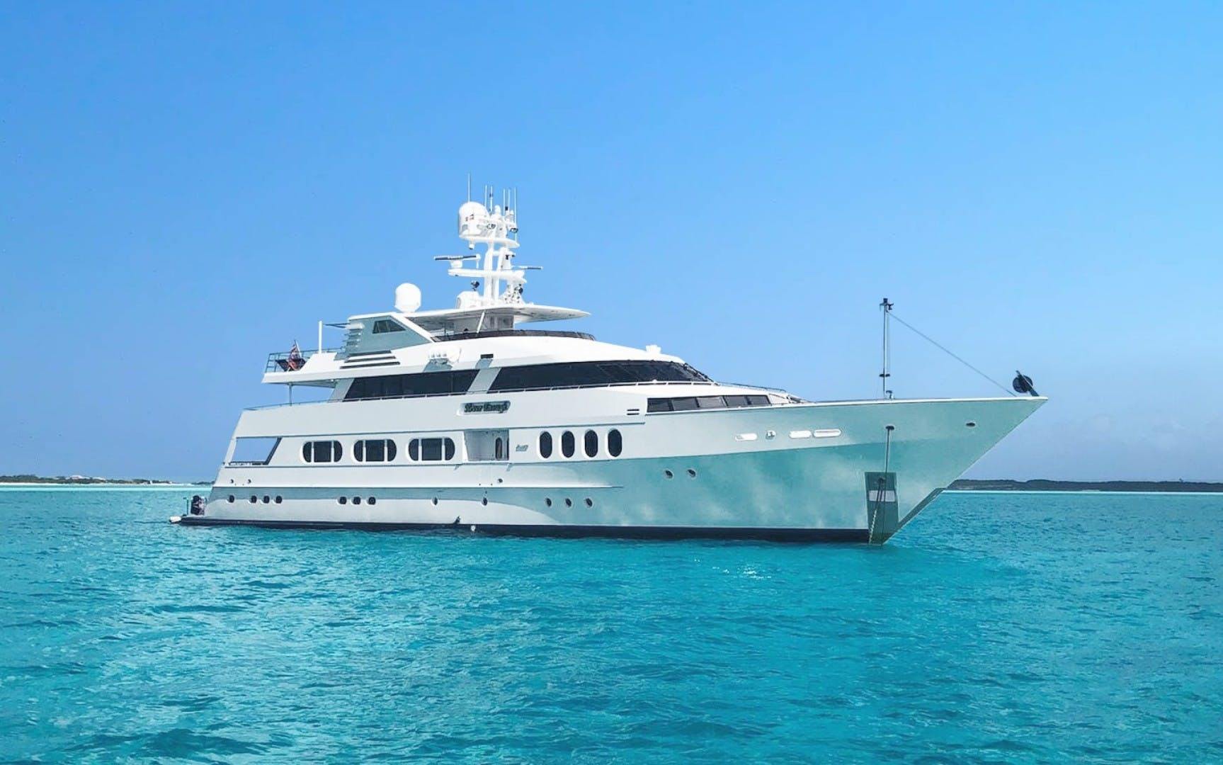 1992 Feadship 140'  NEVER ENOUGH   Picture 1 of 50