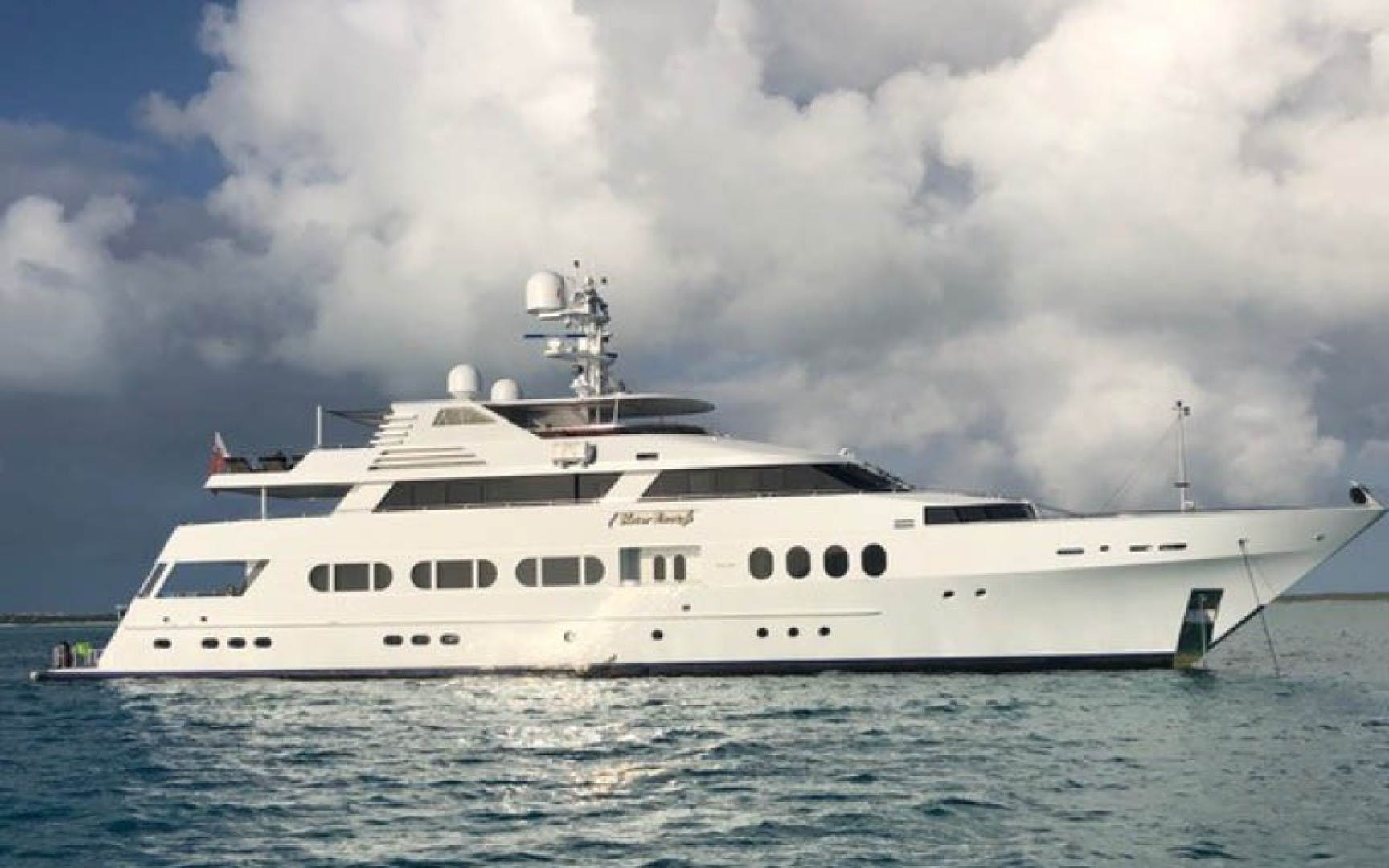 1992 Feadship 140'  NEVER ENOUGH | Picture 1 of 50