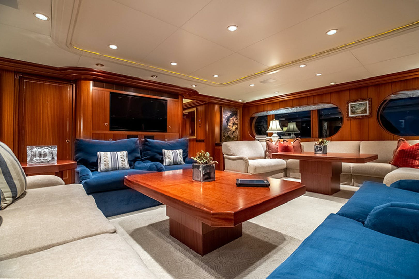 1992 Feadship 140'  NEVER ENOUGH | Picture 4 of 50