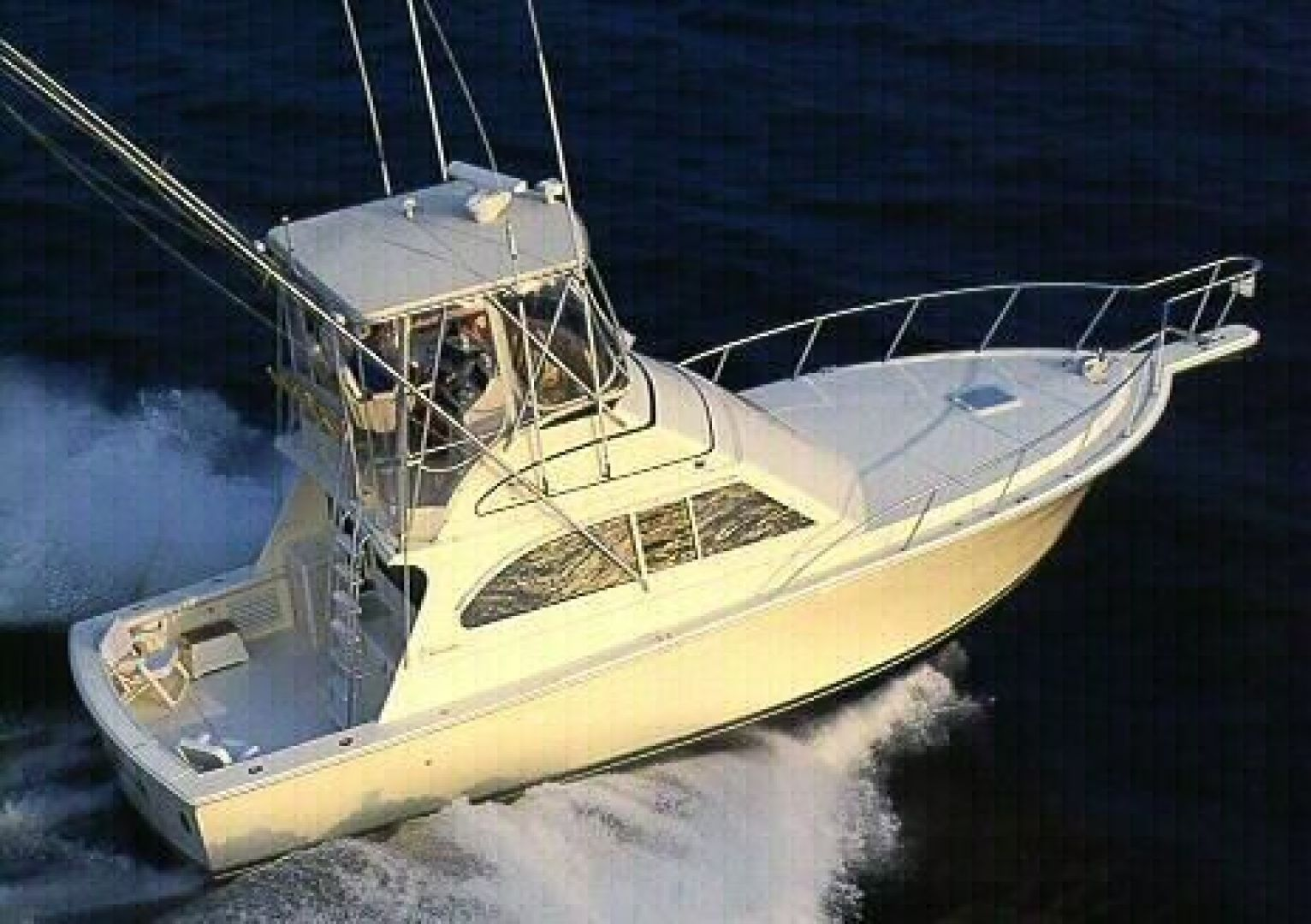 1995 Egg Harbor 42'
