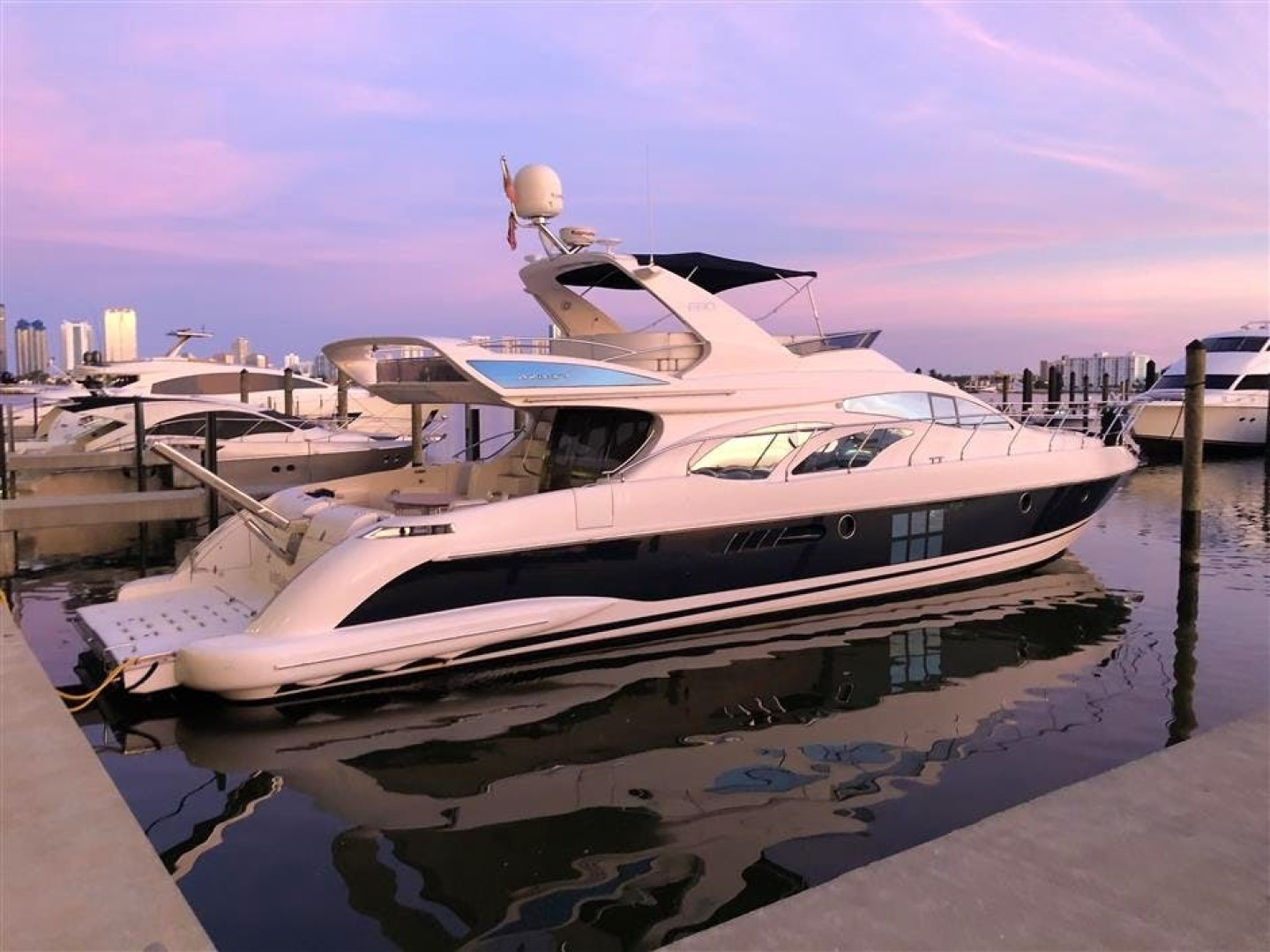 """2008 Azimut 68' 680 Full """"Our Trade"""""""