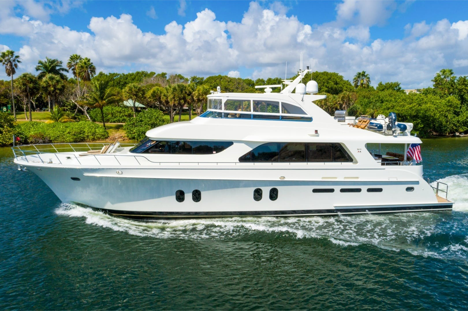 2008 Cheoy Lee 80' Bravo Bella Sophia | Picture 1 of 67