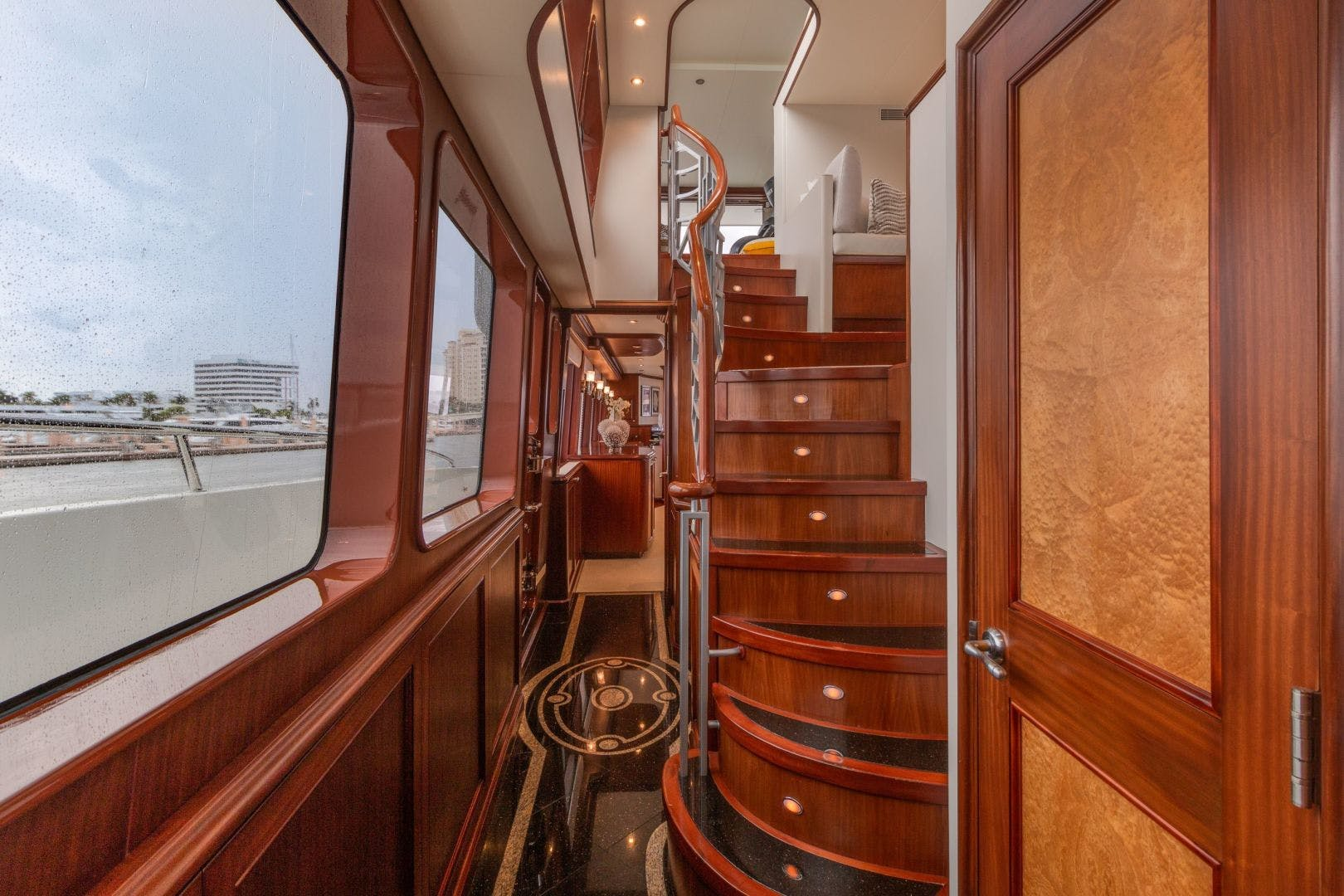 2007 Cheoy Lee 100' Cockpit Motor Yacht  Happiness | Picture 1 of 87