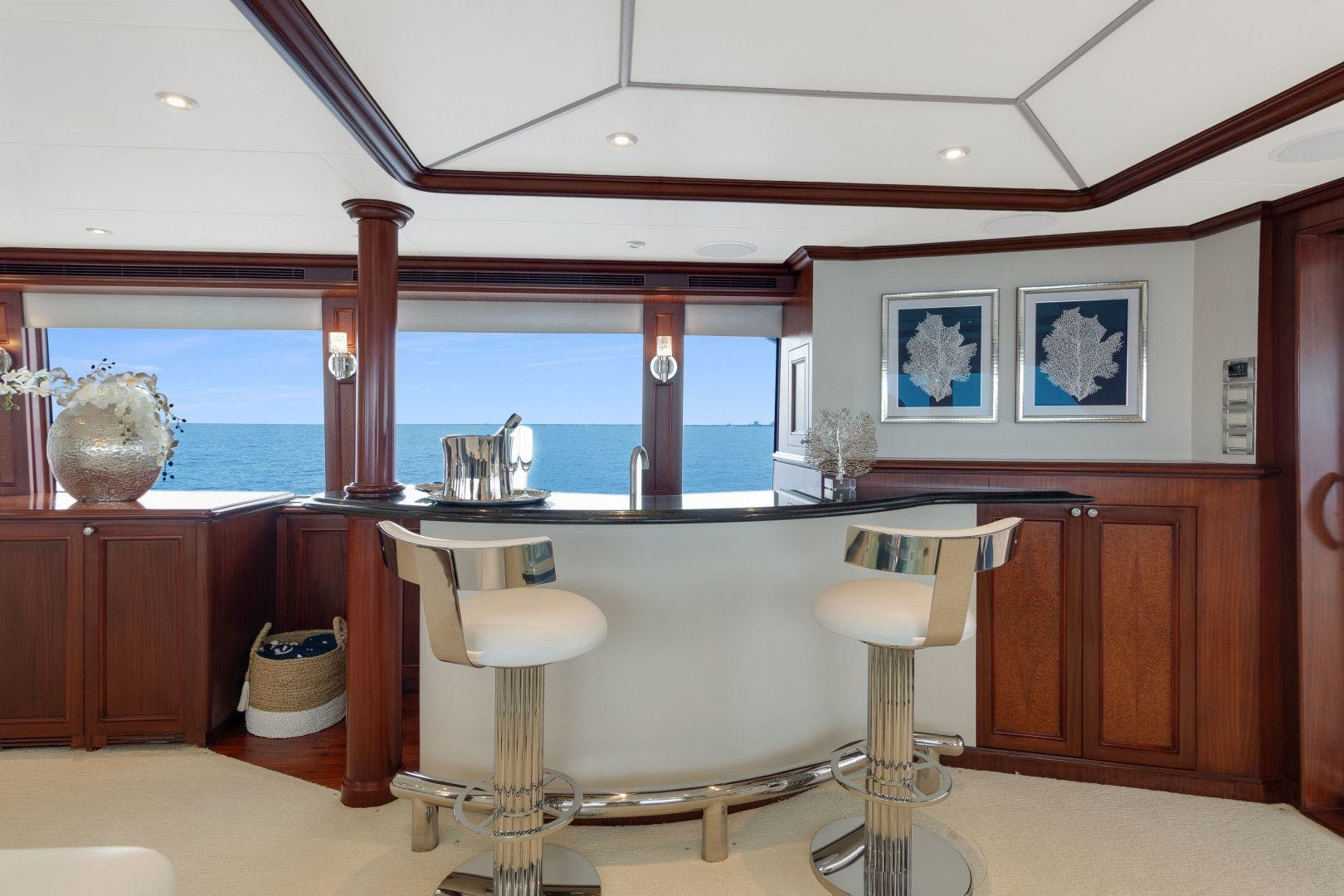 2007 Cheoy Lee 100' Cockpit Motor Yacht  Happiness | Picture 4 of 87