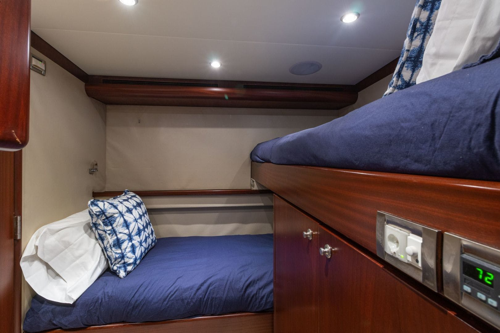 2007 Cheoy Lee 100' Cockpit Motor Yacht  Happiness | Picture 3 of 87