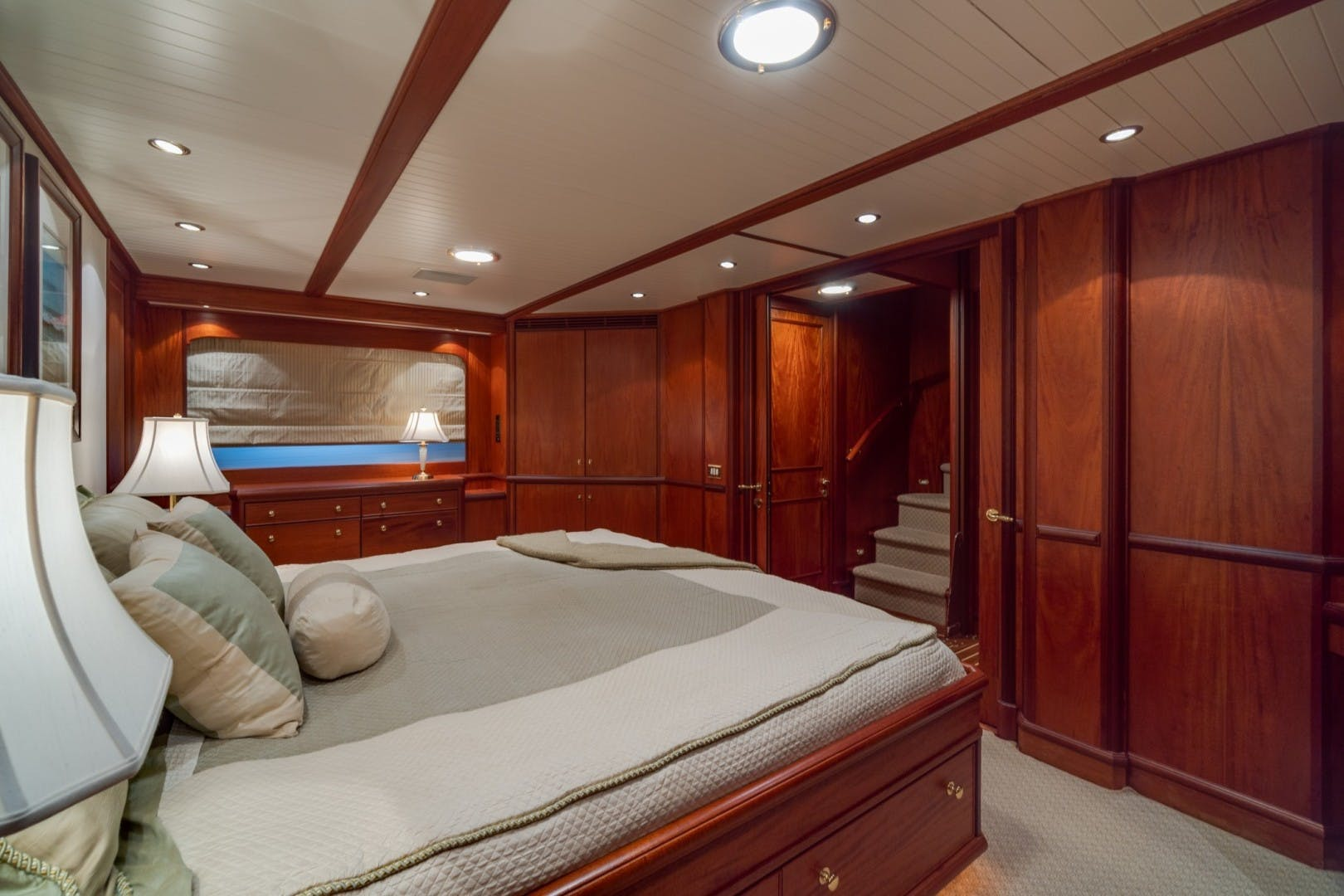 1999 Palmer Johnson 90' Pilothouse  Nirvana | Picture 1 of 70