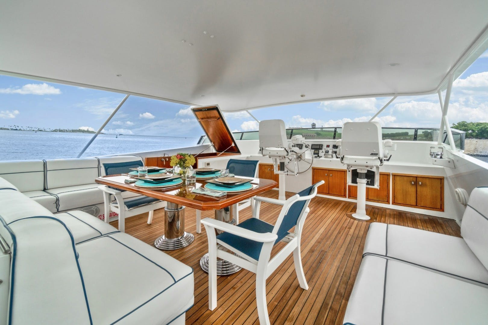1999 Palmer Johnson 90' Pilothouse  Nirvana | Picture 7 of 70