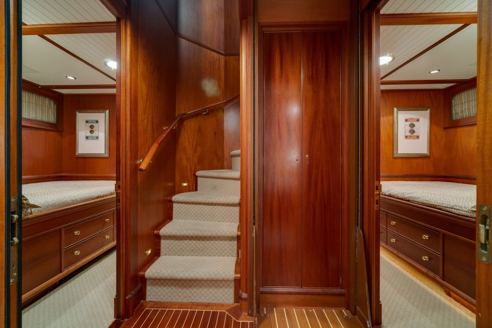 1999 Palmer Johnson 90' Pilothouse  Nirvana | Picture 5 of 70
