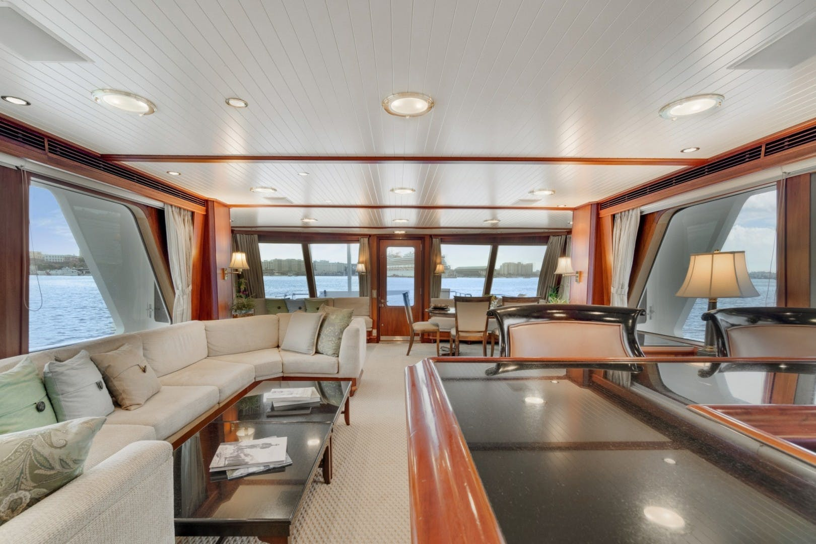 1999 Palmer Johnson 90' Pilothouse  Nirvana | Picture 6 of 70