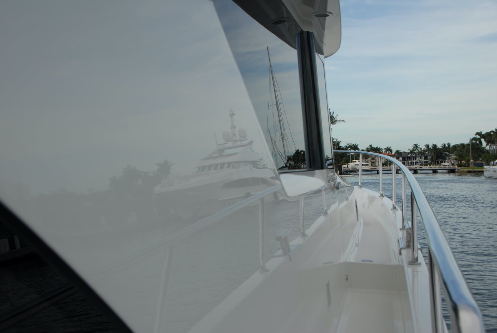 2016 Ocean Alexander 72' Motor yacht flybridge Journey | Picture 5 of 57