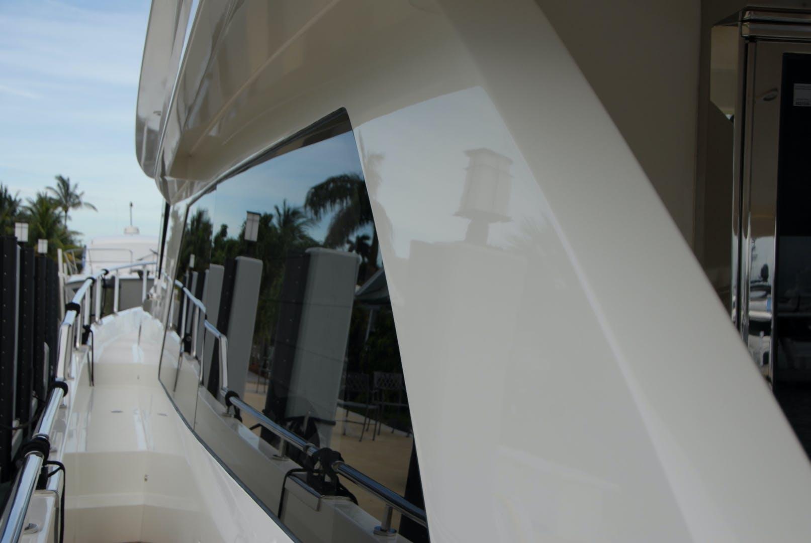 2016 Ocean Alexander 72' Motor yacht flybridge Journey | Picture 4 of 57