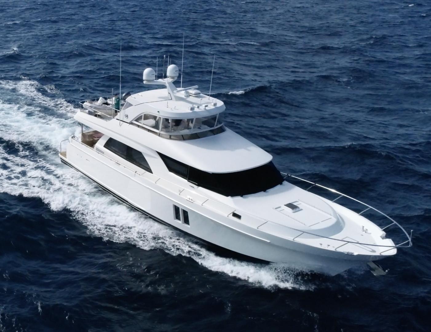 """2016 Ocean Alexander 72' Motor yacht flybridge """"Journey"""""""