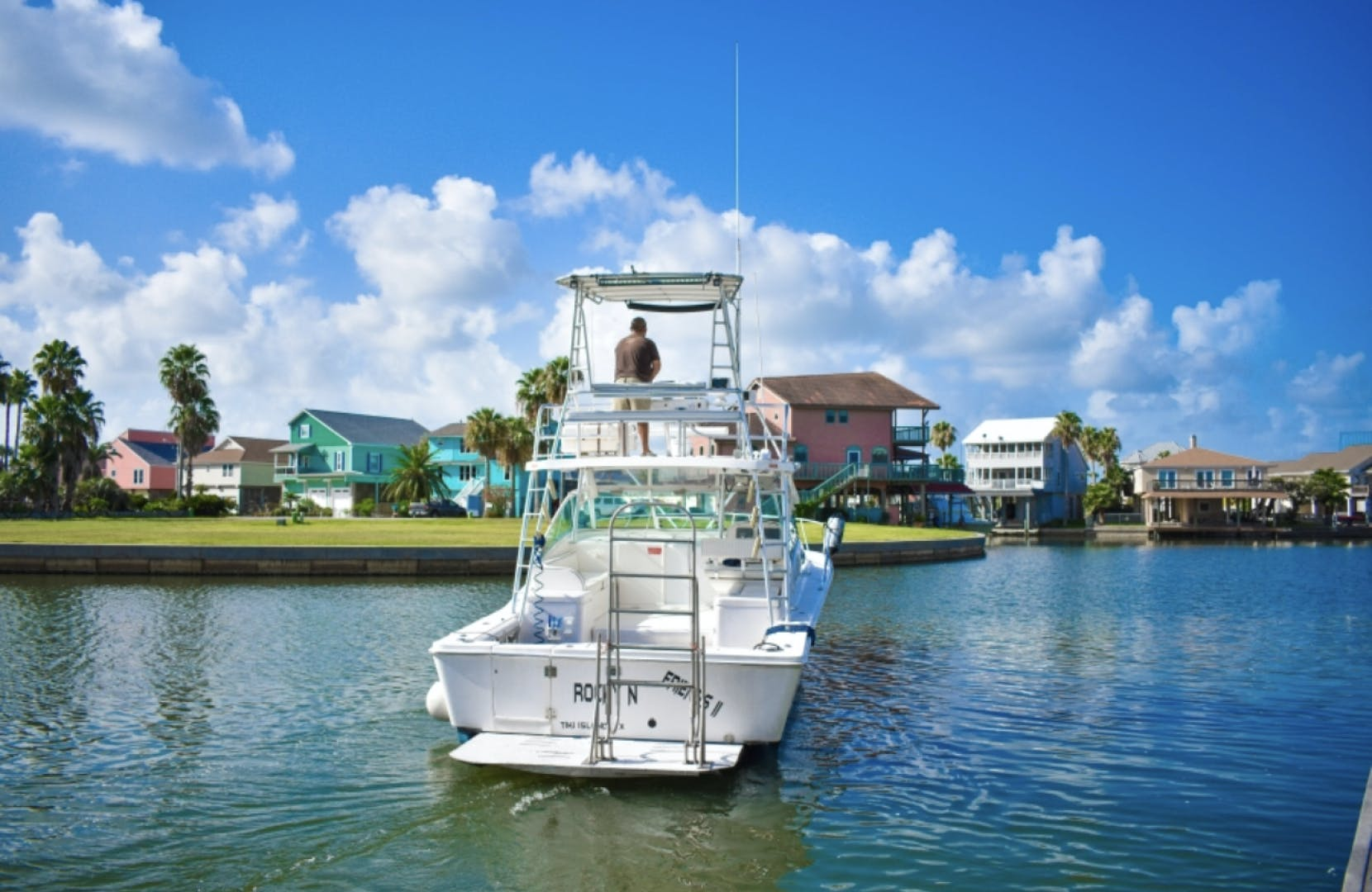 2003 Luhrs 36' 36 Open Rocky N Friends | Picture 5 of 17