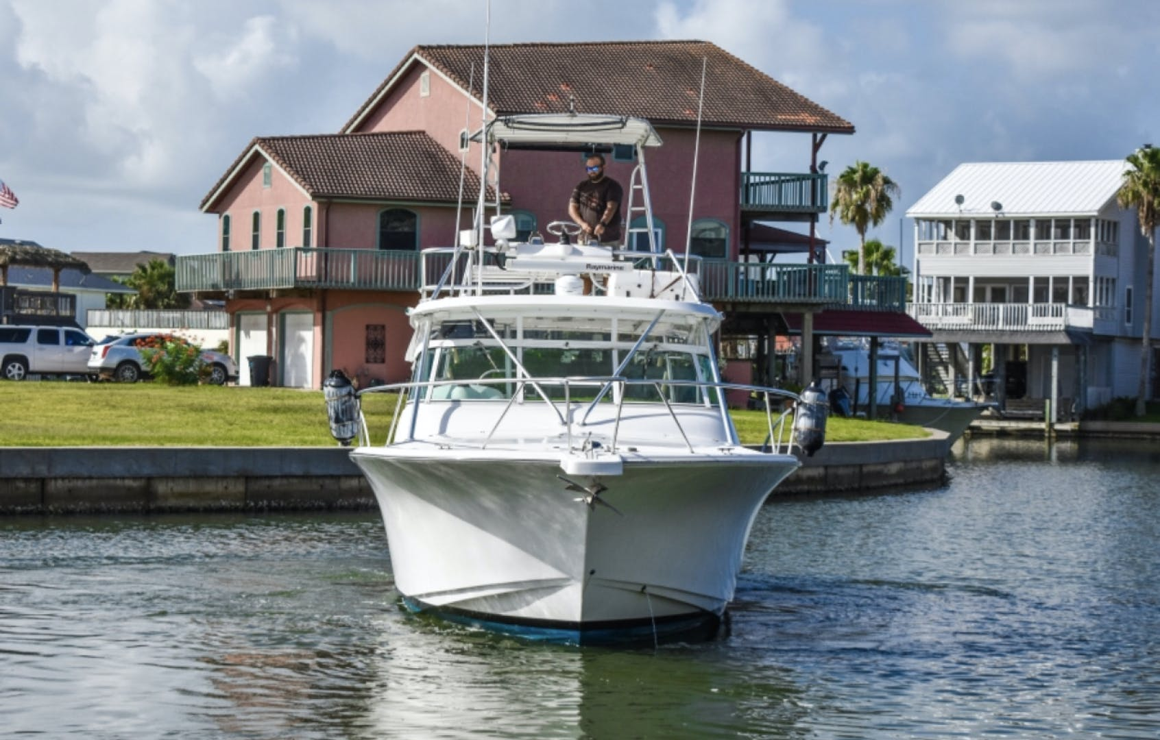 2003 Luhrs 36' 36 Open Rocky N Friends | Picture 3 of 17
