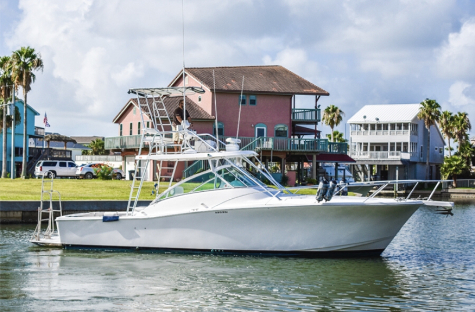 "2003 Luhrs 36' 36 Open ""Rocky N Friends"""