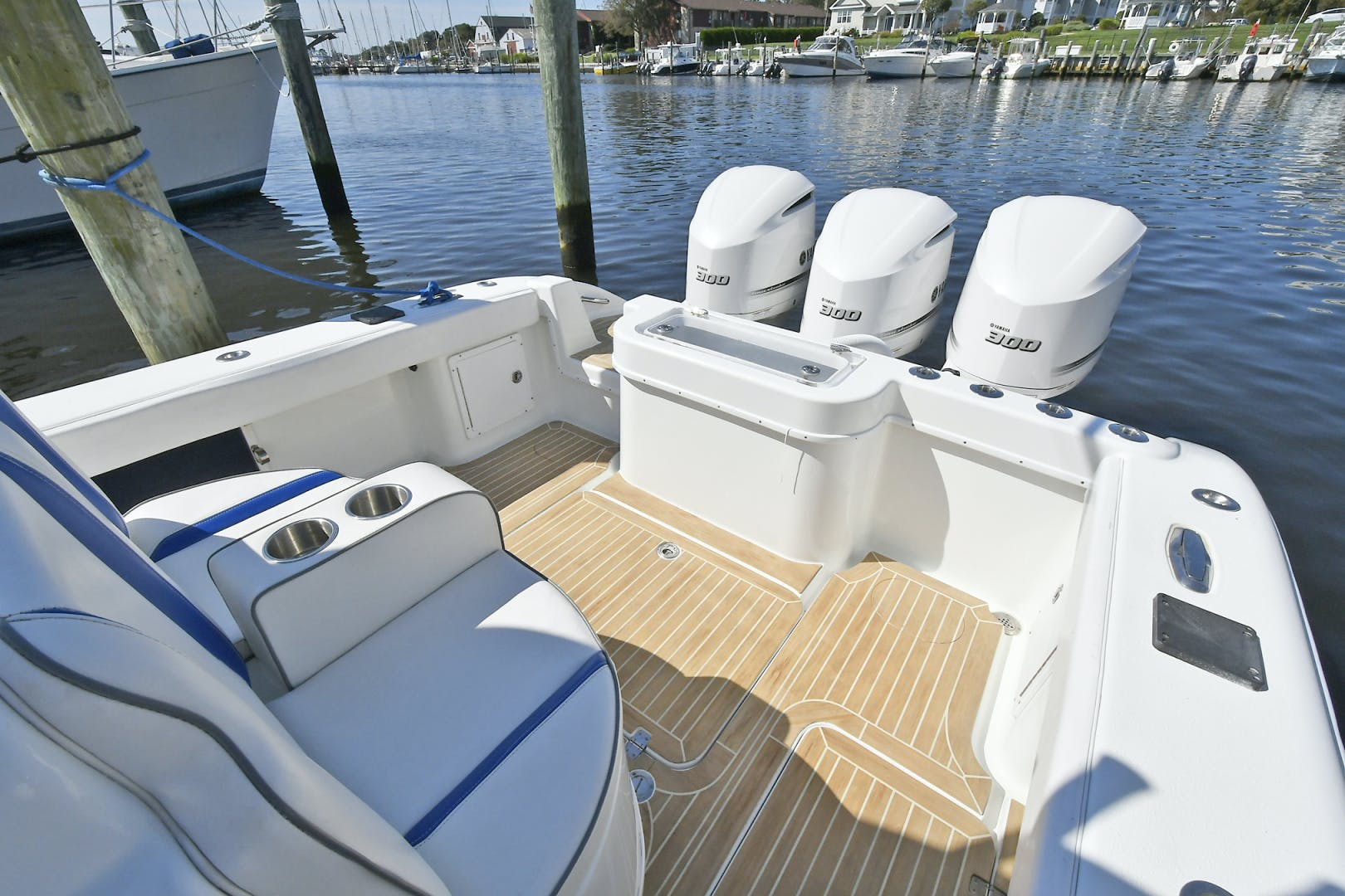 2019 Yellowfin 36' 36 Center Console  | Picture 3 of 25