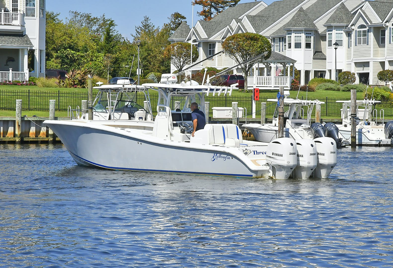 2019 Yellowfin 36' 36 Center Console  | Picture 8 of 25
