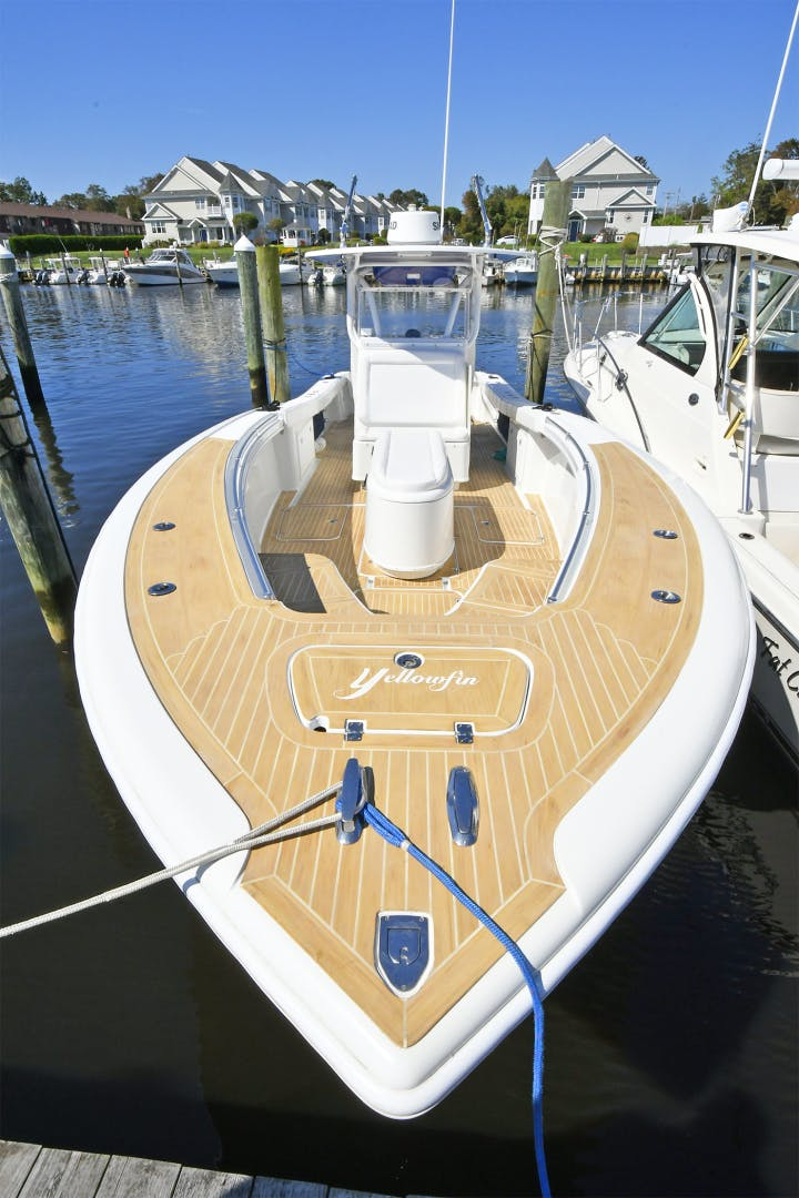 2019 Yellowfin 36' 36 Center Console  | Picture 1 of 25