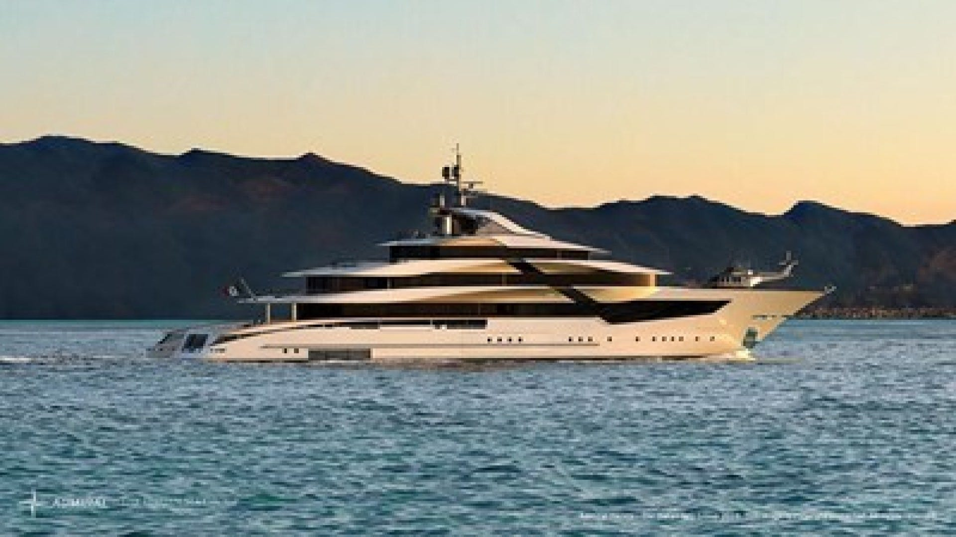 2023 Admiral 262'  GALILEO 80 | Picture 1 of 16
