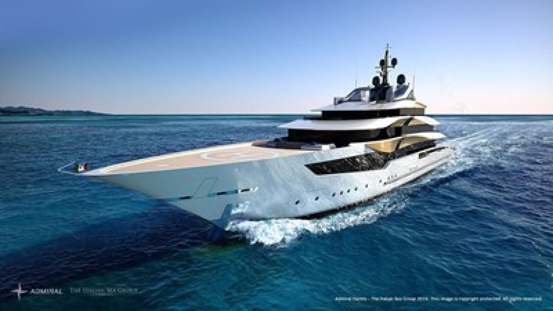 2023 Admiral 262'  GALILEO 80 | Picture 2 of 16