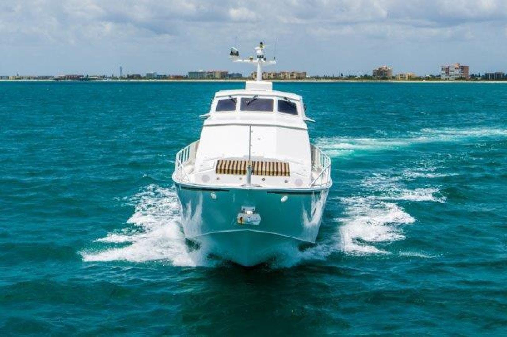 1978 Baglietto 81' Motoryacht ANDIAMO   Picture 1 of 50