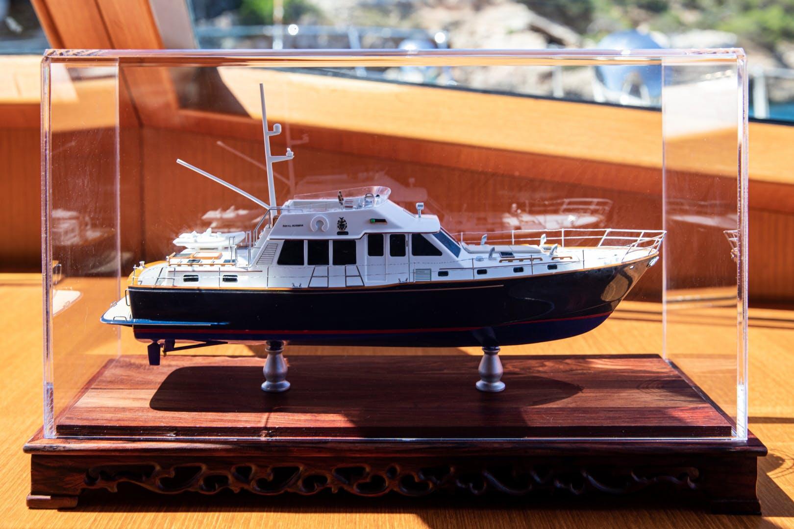 1995 Royal Huisman 65' Long-Range Cruiser HUSH | Picture 5 of 47