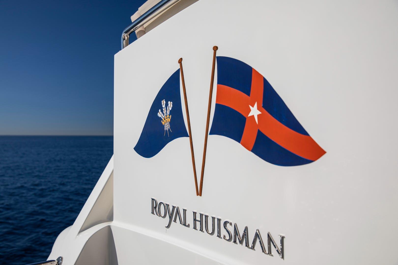 1995 Royal Huisman 65' Long-Range Cruiser HUSH | Picture 1 of 47